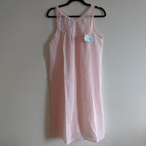 NWT French Maid Lingerie Co. Slip/Nightgown